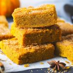 Fitness Blog - Healthy and Easy 4-Ingredient No-Bake Pumpkin Bars    Jazzercise