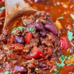 Easy Homemade Beef Chili Recipe - Healthy Fitness Meals