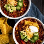 The BEST Healthy Chili Recipes (vegetarian options!) | Ambitious Kitchen