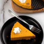 Healthy Pumpkin Cheesecakes - The Clean Eating Couple