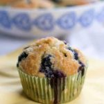 Healthy Blueberry Muffins (Low-Calorie & Low-Fat) - Averie Cooks