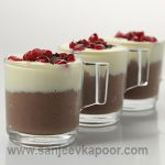 How to make Low Fat Chocolate Pudding, recipe by MasterChef Sanjeev Kapoor
