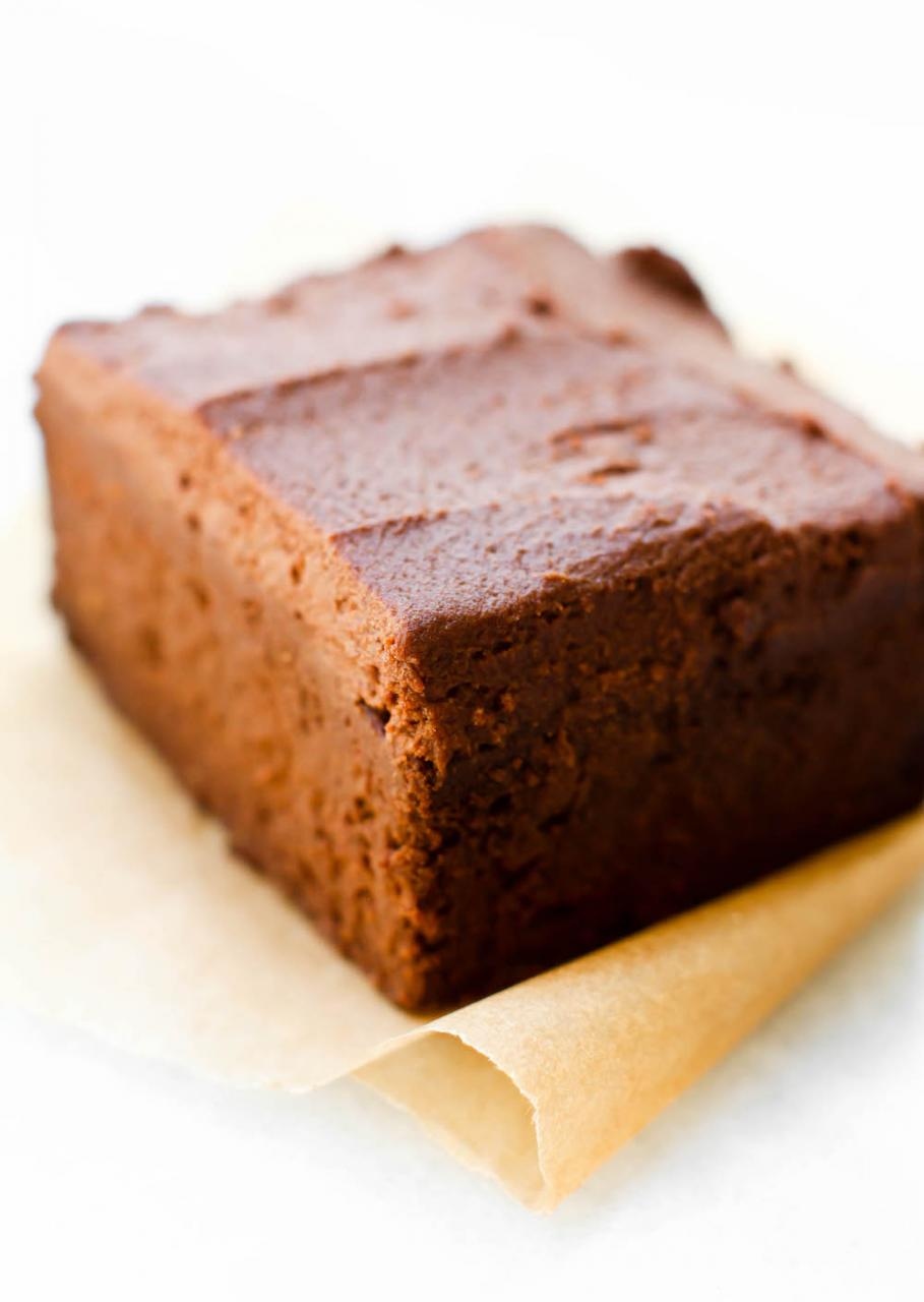 Healthy Lower Calorie Brownies (still made with real ingredients) — Bless  this Mess