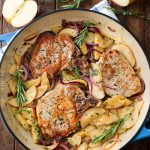 Healthy Ranch Pork Chops {Paleo, GF, Low Calorie} - Skinny Fitalicious®