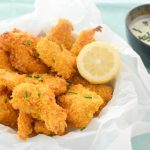 The BEST Crispy Baked Chicken Nuggets   Ambitious Kitchen