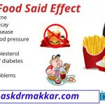Fast food impact on health in detail