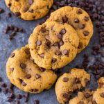 The BEST & ONLY Healthy Chocolate Chip Cookies (small batch) Recipe!