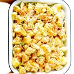 The BEST Potato Salad Recipe!   Gimme Some Oven