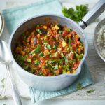 Quick and easy vegetarian curry {15 minutes} - Family Food on the Table