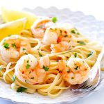 Healthy Shrimp Scampi {Made with Zucchini Noodles!} - WellPlated.com