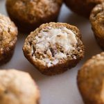Healthy Banana Muffins   No Refined Sugar   The Oven Light Breakfast