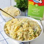 Simple Low Fat Alfredo Sauce Recipe By Simple Green Moms