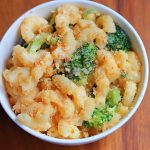Healthy Mac and Cheese - Less Than 250 Calories!