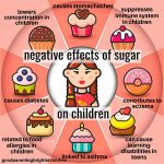 Why you should limit sugar content in your child's foods, according to  paediatrician - Yara.ng