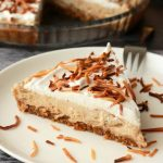 Thick and Creamy Keto Coconut Cream Pie (Low Carb & Gluten-Free)