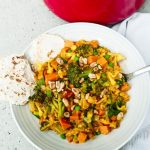 Low-Fat Vegetable Curry • Faithful Plateful
