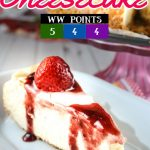 Weight Watchers Cheesecake (Cheesecake Factory Copycat) - The Food Hussy