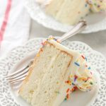The BEST White Cake Recipe (From Scratch!) - Live Well Bake Often