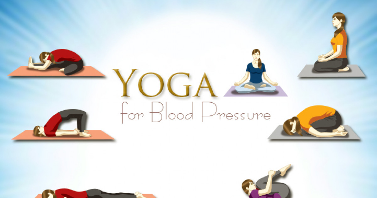 11 easy yoga poses for high blood pressure | The Art of Living India