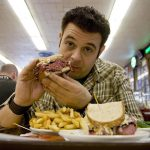 What happened when Adam Richman from Man vs Food visited my restaurant |  The Independent | The Independent