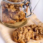 Healthy Oatmeal Cookies {Made with Applesauce!} - WellPlated.com