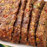 Healthy Meatloaf Recipe - The Best Old School Classic Dinner