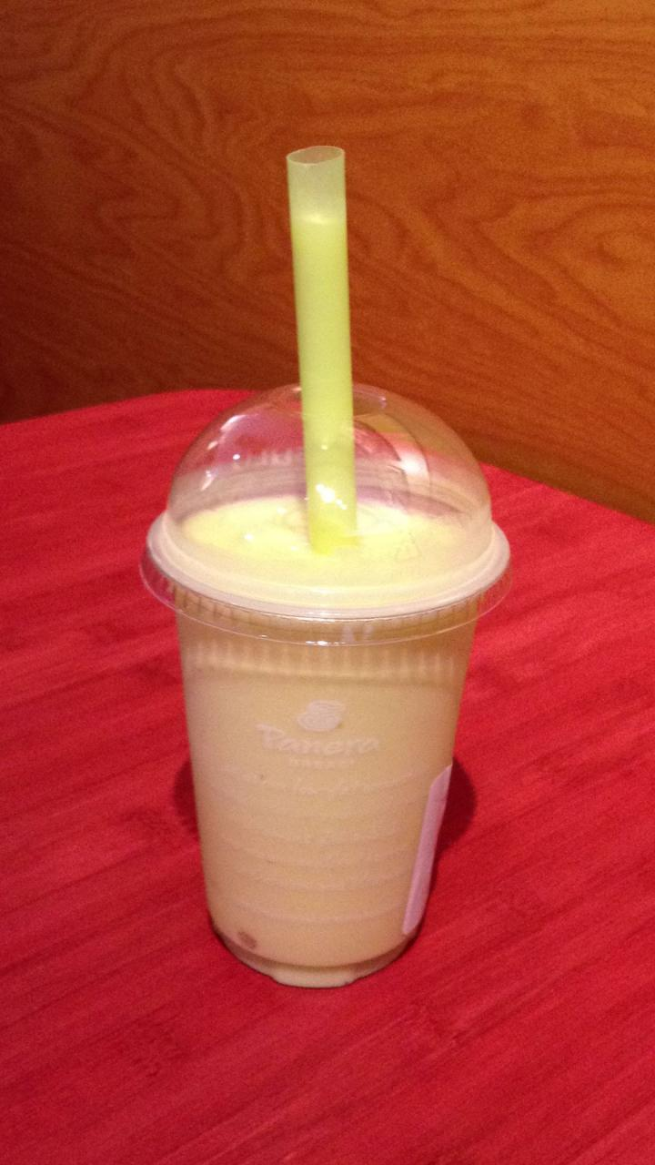 Mango Smoothie from Panera Bread 230 cal. Yummy | Mango smoothie recipes, Panera  recipes, Panera bread