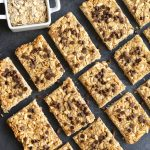 Honey Oats Chocolate Chip Granola Bars! Chewy granola bars made with  recognizable ingred… | Low calorie granola bars, Easy granola bars,  Chocolate chip granola bars