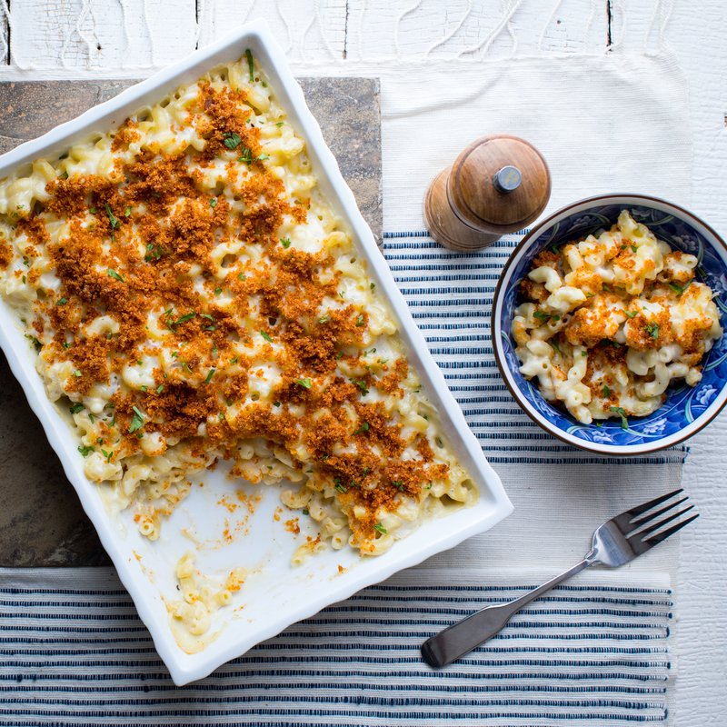 The BEST Baked Macaroni and Cheese - Chef Savvy