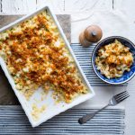 Healthier Baked Mac and Cheese {VIDEO} - The Recipe Rebel