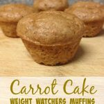 21 Day Fix Carrot Cake {Refined Sugar Free   Weight Watchers}   The Foodie  and The Fix