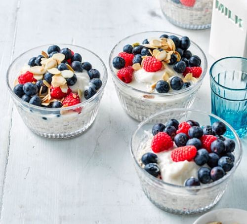 Weight Loss Overnight Oats {Tips & Recipes} - Organize Yourself Skinny