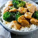 Chicken And Broccoli Stir-Fry | Healthy Fitness Meals