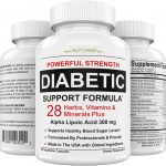 Buy Diabetic Support Supplement - 28 Vitamins Minerals & Herbs with 300 mg  Alpha Lipoic Acid Formula for Blood Sugar & Extra Energy Support - Diabetes  Nutritional Supplement for Men & Women