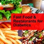 Best Fast Food Choices for Diabetes | The Gestational Diabetic