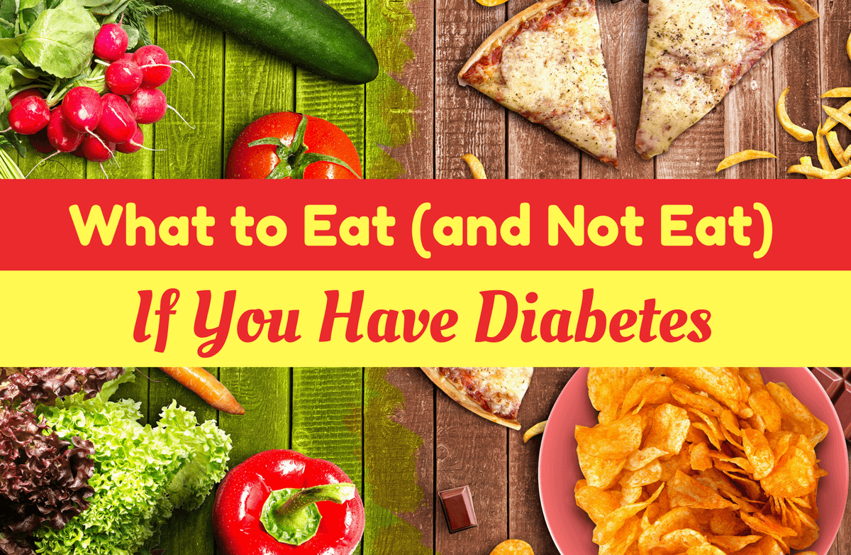 6 Foods That Most Diabetics Should Avoid (and 8 Foods They Can Safely Eat)  | SparkPeople