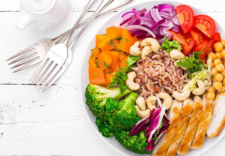 How to Follow a Diabetes-Friendly Diet: 7 Strategies to Try – Cleveland  Clinic