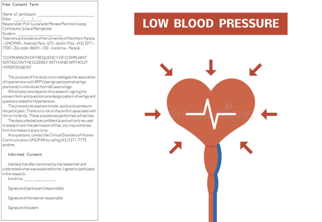 Does Hypertension Cause Dizziness
