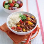 Healthy Beef Chili | Mexican Recipes by Muy Delish