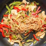 How to Make HEALTHY Chow Mein Noodles Recipe At Home
