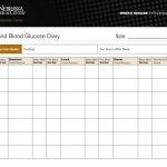 Create Your Diabeic Calenders To Write On Then Print It Out' | Food  diary template, Diary template, Food diary