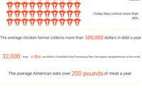 Food Inc. Infographic - by Megan Richins [Infographic]