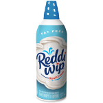 Fat Free Whipped Topping for a Healthier Fat Free Dessert   Reddi-wip