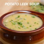 Low Fat Leek and Potato Soup Recipe | Art of the Home