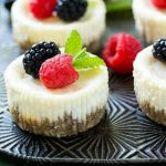 Easy Healthy Cheesecakes Bites | Healthy Fitness Meals