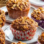 Low Calorie Apple Cinnamon Muffin Recipe   Be Well Philly