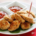 Healthy Baked Chicken Nuggets   Eating Bird Food