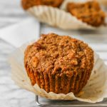 High Fiber Muffins (Packed with Superfoods!) | Far From Normal | High fiber  muffins, High fiber muffin recipe, Fiber muffin