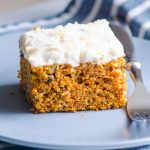 Low Sugar Carrot Cake - Everyday Healthy Recipes
