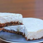The Best Healthy Cheesecake Recipe - Secretly Healthy Home